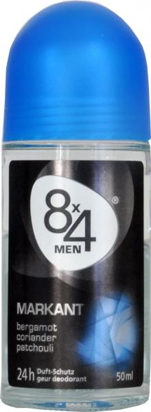 A 8x4 Deo Roll On Men Markant