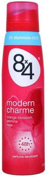 A 8x4 Deo Spray Modern Charme