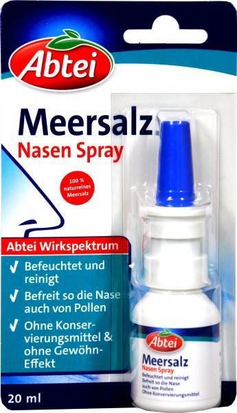 Abtei Meersalz Nasenspray