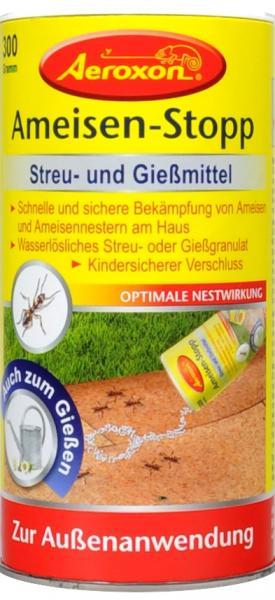 Aeroxon Ameisen-Stopp Streu- und Gießmittel