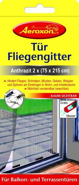 Aeroxon Tür-Fliegengitter