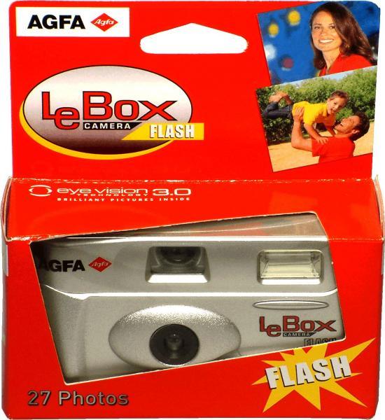 Agfa Le Box Vista Flash