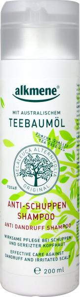 Alkmene Teebaumöl Antischuppen Shampoo