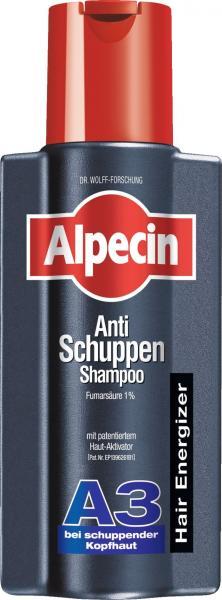 Alpecin Aktiv Shampoo A3 - Bei Schuppender Kopfhaut