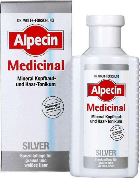 Alpecin Medicinal Silver Haarwasser
