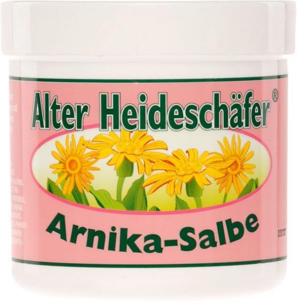 Alter Heideschaefer Arnika-Salbe