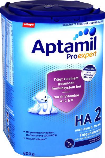 Aptamil HA 2 Folgemilch nach dem 6.Monat