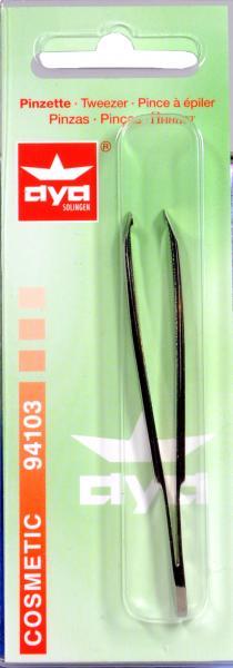 Aya Pinzette Schräg 8 cm