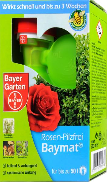Bayer Rosen-Pilzfrei Baymat