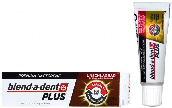 Blend-a-Dent Super-Haftcreme Duo Kraft