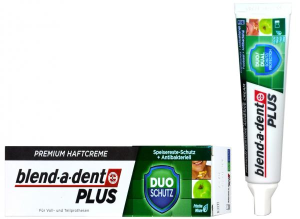 Blend-a-Dent Super-Haftcreme Duo Schutz