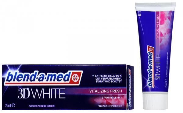 Blend-a-Med 3D White Vitalizing Fresh