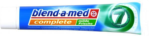 Blend-a-Med Zahncreme Frisch