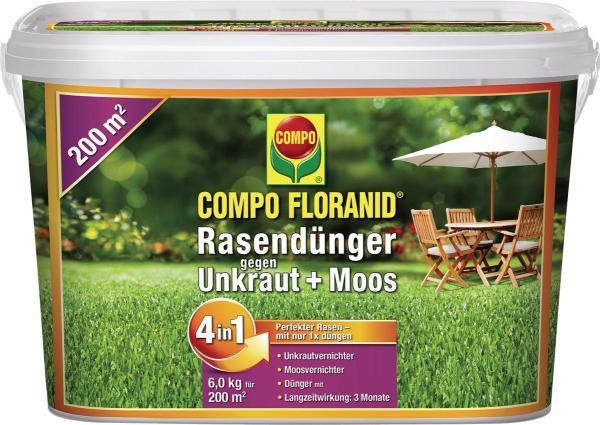 Compo Floranid® Rasendünger