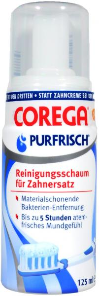 Corega Purfrisch Reinigungsschaum