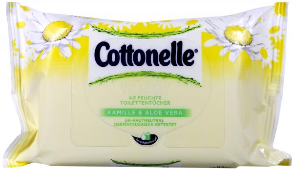 Cottonelle Feuchte Toilettentücher - Nachfüller
