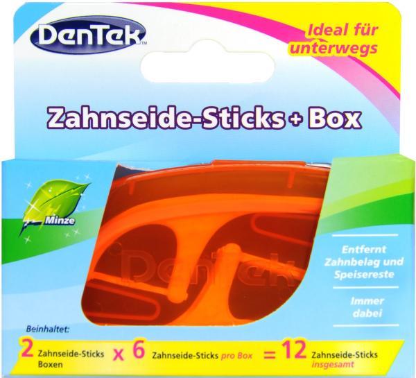 Dentek Zanhseide Stick + Box