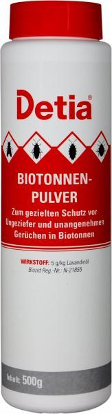 Detia Biotonnen-Pulver