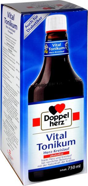 Doppelherz Vital Tonikum Herz-Kreislauf