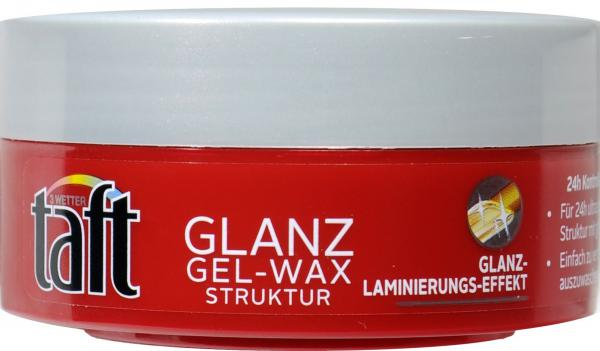 Drei Wetter Taft Styling Gel Wax Glanz