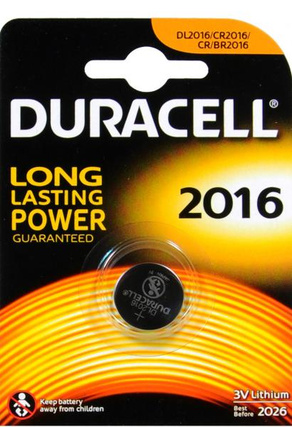 Duracell Electronics 2016