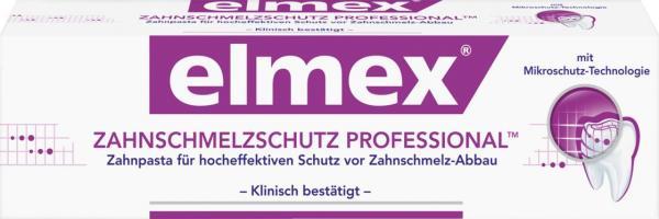 Elmex Zahncreme Zahnschmelzschutz