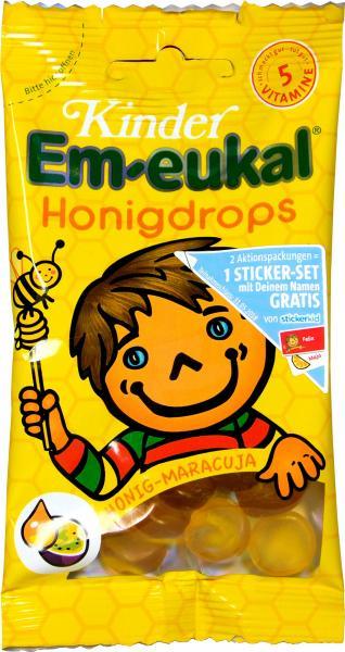 Em Eukal Kinder Honigdrops