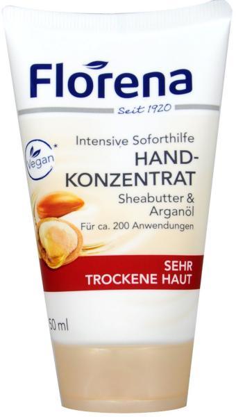 Florena Handcreme Arganöl + Sheabutter