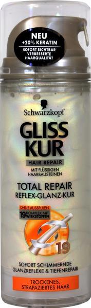 Gliss Total Repair Glanzkur