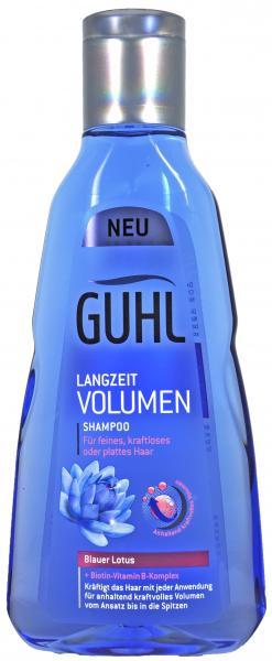 Guhl Shampoo Blauer Lotus