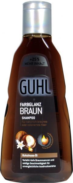 Guhl Shampoo Kukuinuss-Öl