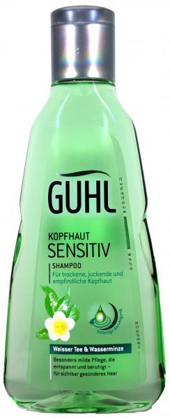 Guhl Shampoo Weisser Tee + Wasserminze