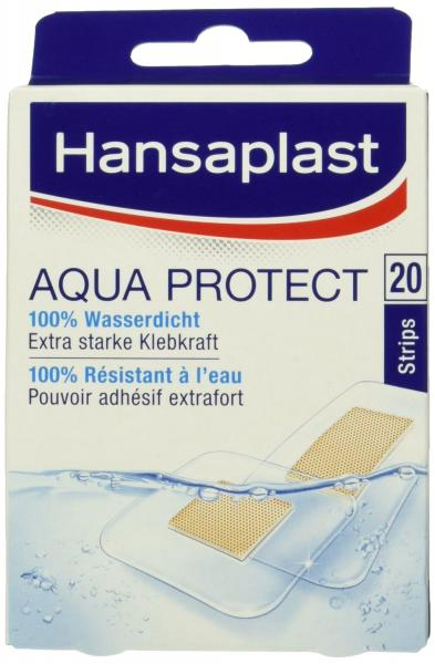 Hansaplast Aqua Protect Strips 20 er