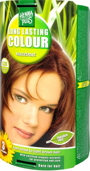 Hennaplus Long Lasting Colour