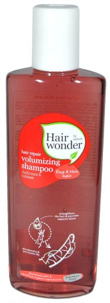 Hennaplus Repair Shampoo Volumen