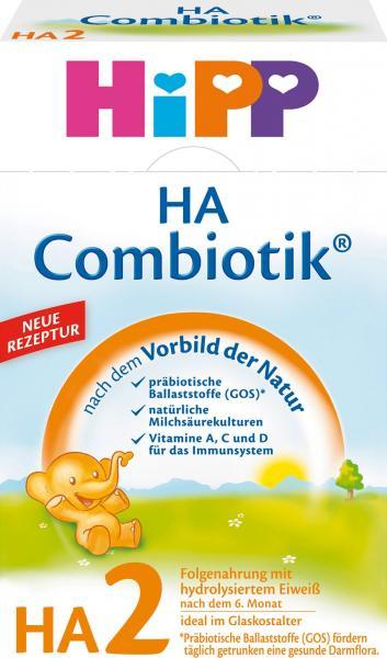 Hipp 2183 Ha 2 Combiotik