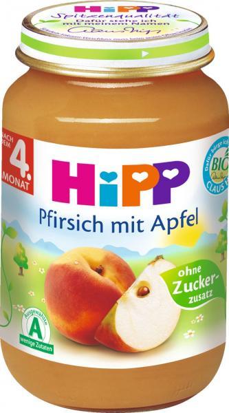 Hipp 4340 Pfirsiche