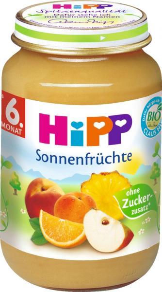 Hipp 4401 Sommerfrüchte