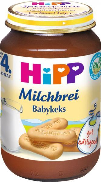 Hipp 5510 Milchbrei Babykeks