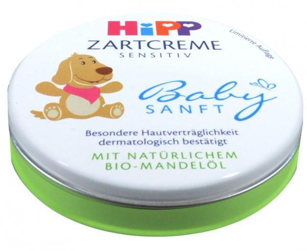 Hipp 9610 Babysanft Zartcreme