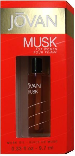 Jovan Musk Oil Parfume Oil