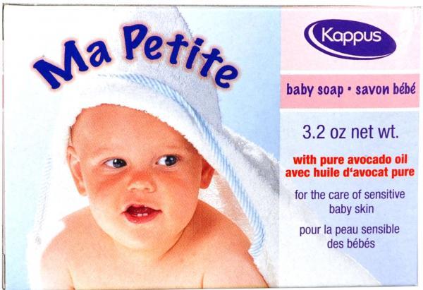 Kappus Baby - Feinseife
