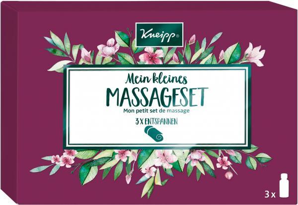 Kneipp Massage-Set Geschenk