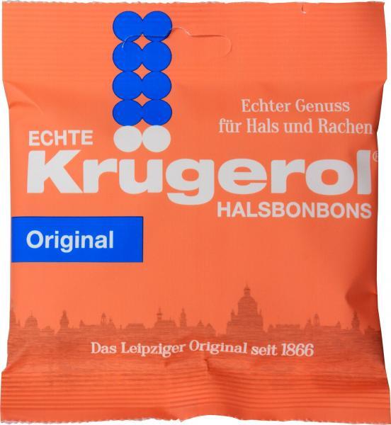 Krügerol Halsbonbon Original