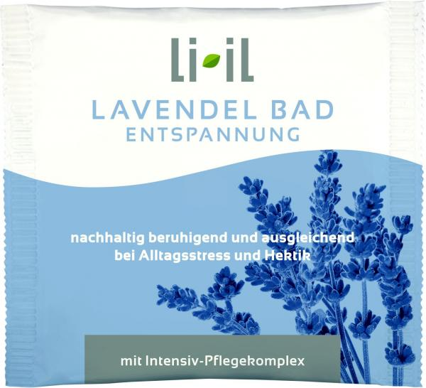 Li-il Lavendel Entspannungsbad