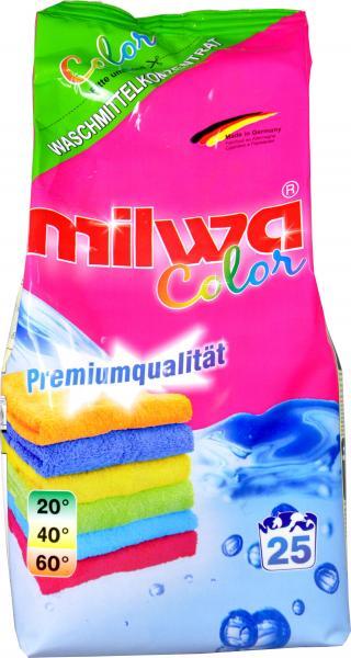 Milwa Compact Vollwaschmittel Color Nachfüllpack