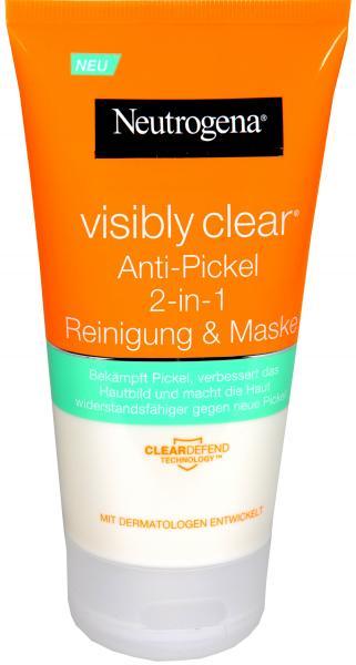 Neutrogena Visibly Clear Reinigende Maske