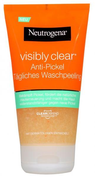 !Neutrogena Visibly Clear Waschcreme