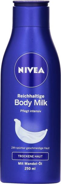 Nivea Body Milk Reichhaltig