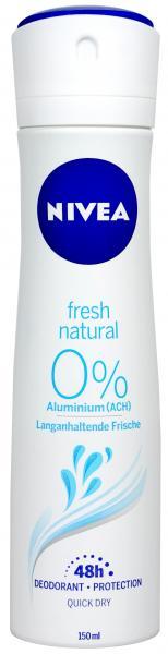 Nivea Deo Spray Fresh Natural